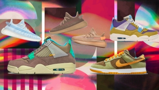 SNX DLX: Featuring Union LA's Jordan 4 Tent & Trail Collection, A Triple Yeezy Drop, New Dunks, And More