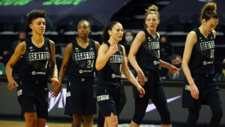 The Seattle Storm Will Become The First WNBA Champion To Visit The White House Since 2016