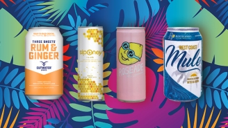 Light And Bright Canned Cocktails For Summertime Sipping