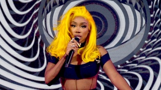 SZA Explains Why Rehearsing One Song Made Her 'Burst Into Tears'
