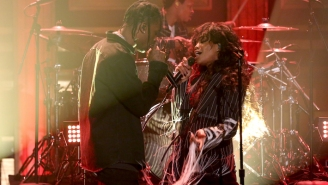 SZA Requests Travis Scott's Phone Number So She Can Perform 'Love Galore' With Him Again