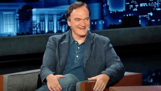 Quentin Tarantino Swears That His Son, Leo, Wasn't Named After Leonardo DiCaprio