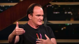 Bill Maher Tried To Convince Quentin Tarantino Not To Retire From Filmmaking On 'Real Time'