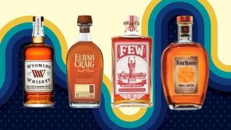 Kentucky Vs. Non-Kentucky Bourbon Whiskeys, Blind Tasted And Ranked