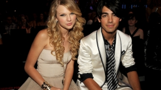Joe Jonas Said Taylor Swift Re-Recording Her Old Albums Is 'Really Clever'