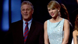 Taylor Swift's Dad Still Has The Singer's Guitar Picks From Her 'Red' Tour 'If They're Needed'