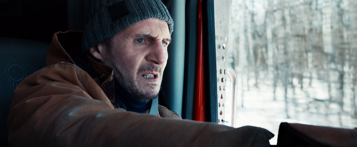 Liam Neeson, The Accidental Action Hero, Discusses His Latest Tough Guy Role In 'The Ice Road'