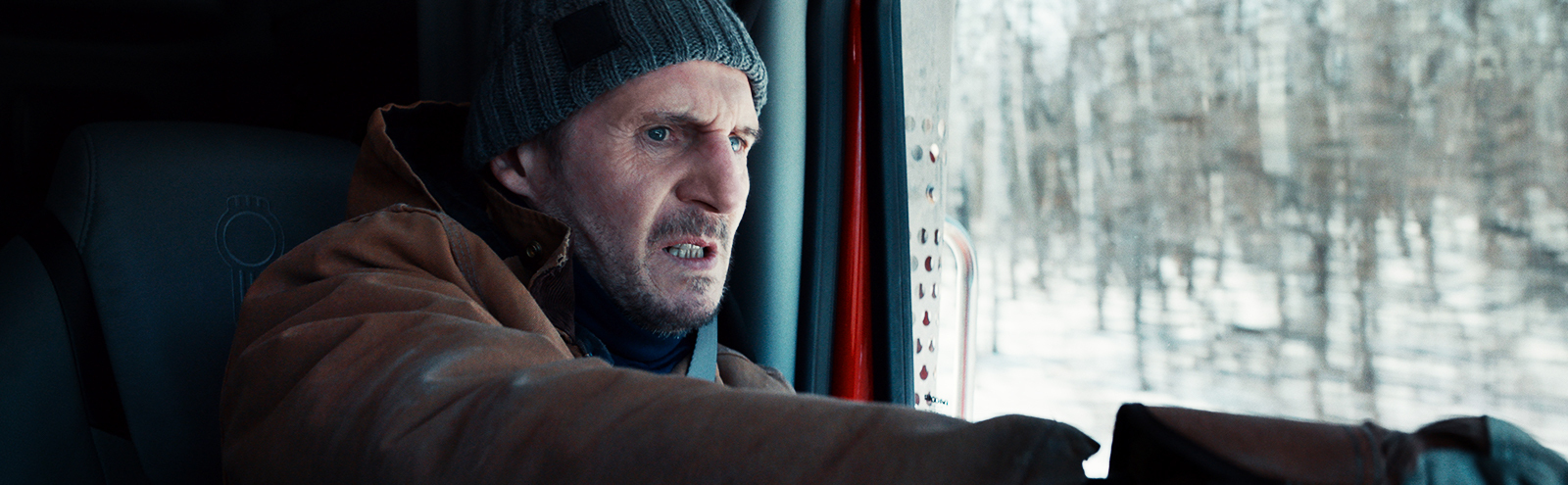 Liam Neeson in Ice Road