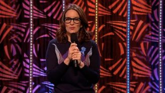 Tina Fey Believes It's Good That We're Taking A Critical Look Back At Pop Culture: 'Oh, We All Cosigned That? Oh, That's Terrible!'