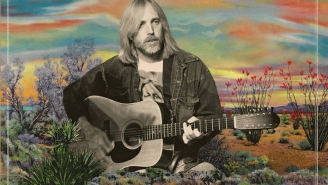 Tom Petty & The Heartbreaker's 'Angel Dream' Is A Reissue For The 25th Anniversary Of 'Songs And Music From The Motion Picture, She's The One'