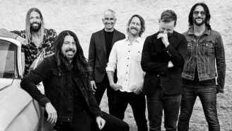 Foo Fighters Unveil Dates To Their Rescheduled 2021 26th Anniversary Tour