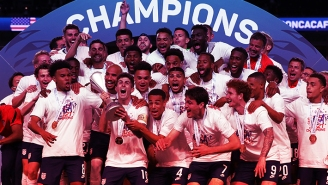 Maurice Edu Looks Back On The 'Classic' Nations League Final Between The USMNT And Mexico