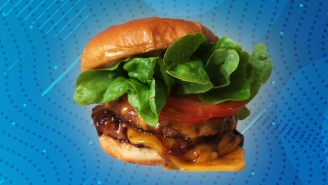 This Vegan Copycat Shack Burger Is The Perfect Weekend Cooking Project