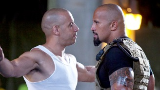 The Rock Responds To Vin Diesel's Claim That He Used 'Tough Love' To Make The Rock A Better Actor: 'I Laughed And I Laughed Hard'