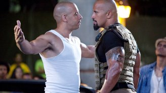 'F9' Director Justin Lin Isn't Counting Out The Rock Returning For 'Fast And Furious 10'