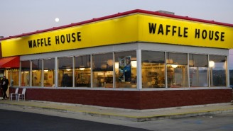 A Writer Came In Last In His Fantasy Football League And Suffered Through A Waffle House-Themed Punishment That Went Viral