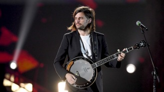 Winston Marshall Is Leaving Mumford & Sons Because He No Longer Wants To 'Self-Censor'