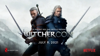 'WitcherCon' Is Officially Happening As A Multi-Platform Event From CD Projekt Red And Netflix