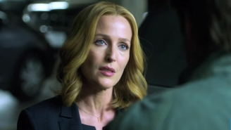 Gillian Anderson Said Shooting 'The X-Files' Gave Her 'Mini Breakdowns' That Made Her Question If She Ever Wanted To Be On A Set Again