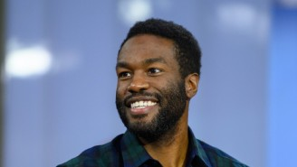 'Watchmen' Star Yahya Abdul-Mateen II Will Team Up With The Rock (Kind Of) For An Austin-Based Music-Action Thriller