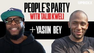Talib Kweli & Yasiin Bey Talk Black Star I & II, Chappelle, Rap History & More