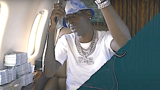 Young Dolph Brags That Tough Times Are 'Nothing To Me' With Snupe Bandz And PaperRoute Woo