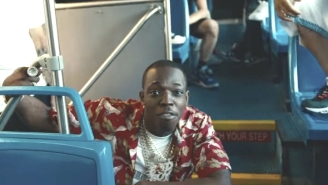 Bobby Shmurda Teams Up With J Balvin And Daddy Yankee To Remix Eladio Carrion's 'Tata'