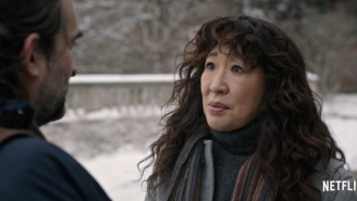 Sandra Oh's Upcoming Netflix Series 'The Chair' Finally Has A Trailer, And It Looks Fun As Hell