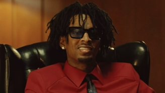 21 Savage And Metro Boomin Run A Risky Business In Their Video For 'Brand New Draco'
