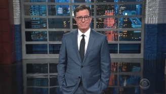 Stephen Colbert Had Issues With Fox News Host Brian Kilmeade Equating Not Getting Vaccinated To… Cliff Diving?