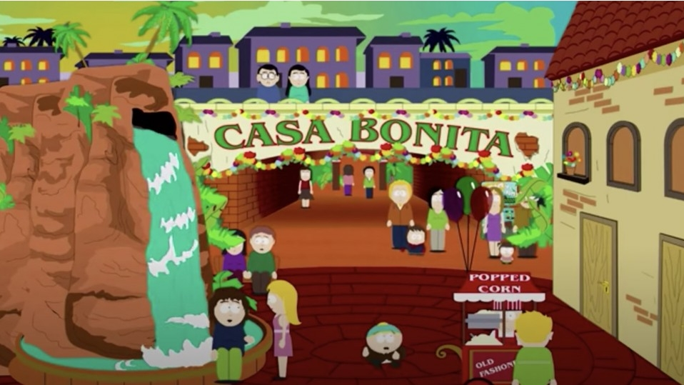 The 'South Park' Guys Are Trying To Buy The Casa Bonita Restaurant Made Famous By The Show