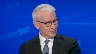 Anderson Cooper Compared New Audio Of Trump Discussing January 6 To Richard Nixon's 'Drunk Rambling, Except He's Not Drunk'