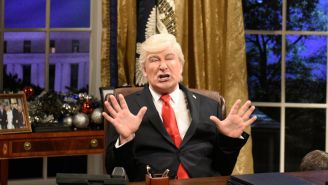 Angry MAGA Snowflakes Flooded The FCC With Complaints About 'SNL' Making Fun Of Trump