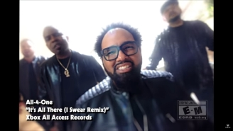 All-4-One Remade 'I Swear' For An Xbox All-Access Music Video