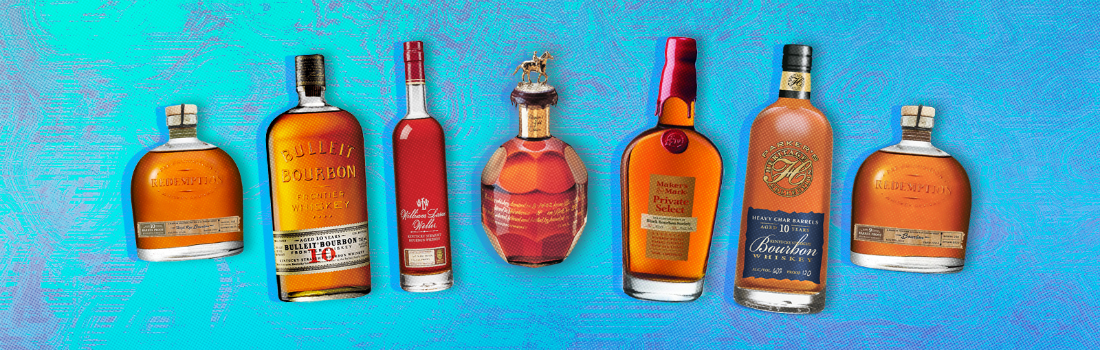 The International Wine & Spirits Competition Named The Best American Whiskeys, Just In Time For July 4th
