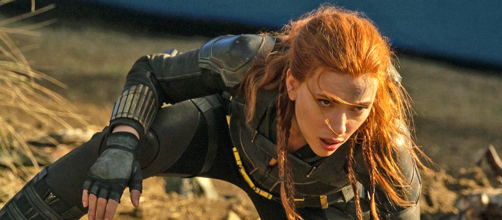'Black Widow' Scored A Pandemic Box Office Record, And Disney+ Revealed Sizable Premier Access Numbers, Too