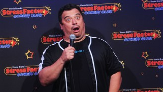 Carlos Mencia Thinks It's 'Ironic' That Joe Rogan — The Guy Who Canceled Him — Now Complains About Cancel Culture