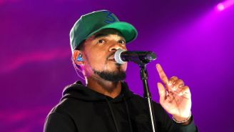 Chance The Rapper Is Bringing A Free Weekly Literacy Event To Chicago