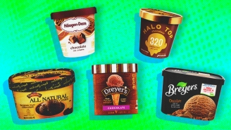 Grocery Store Chocolate Ice Creams — Blind Tasted And Power Ranked