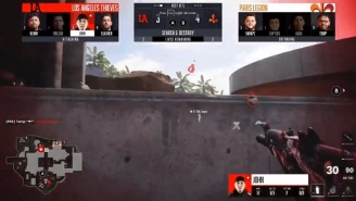 This Call Of Duty League Player Blew Himself Up In Spectacular Fashion