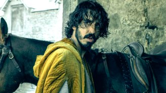 Director David Lowery Wanted Dev Patel For 'The Green Knight' Because 'He's Incredibly Sexy'