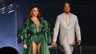 A New Orleans Mansion Reportedly Owned By Beyonce And Jay-Z Caught On Fire