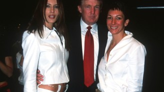 Trump Reportedly Considered Pardoning Jeffrey Epstein's Sidekick Ghislaine Maxwell