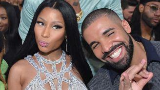 Drake Hints At A Possible Nicki Minaj Collaboration And Fans Are Losing It