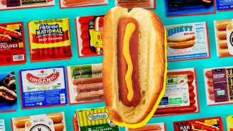 We Tasted And Ranked Way Too Many Grocery Store Hot Dogs (So You Don't Have To)