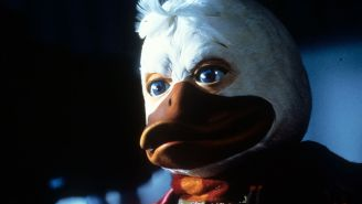 Original 'Howard The Duck' Star Lea Thompson Is Offering To Direct Any Potential Marvel Reboot