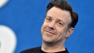 'Ted Lasso' Star Jason Sudeikis Auditioned For The Blue Man Group, But Blue Himself For Nothing