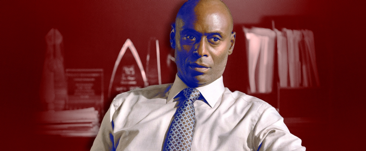 No One Plays A Disgruntled Authority Figure Better Than Lance Reddick