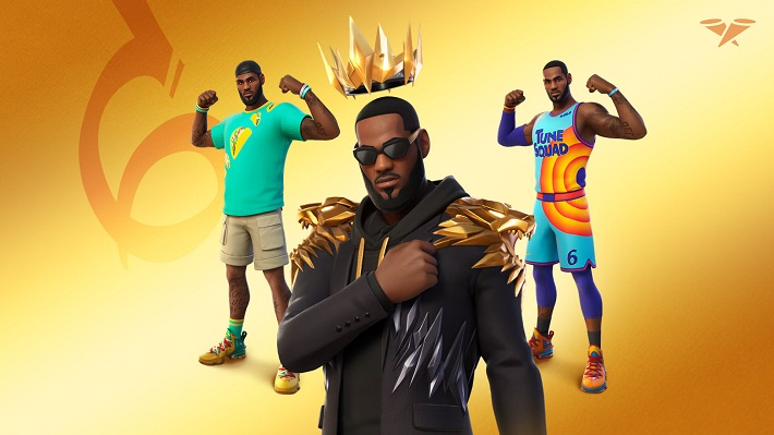 LeBron James Is Heading To 'Fortnite' In 'The King's Arrival'