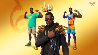 LeBron James Has Partnered With 'Fortnite' To Create Los Angeles Taco Pop-Up Restaurants